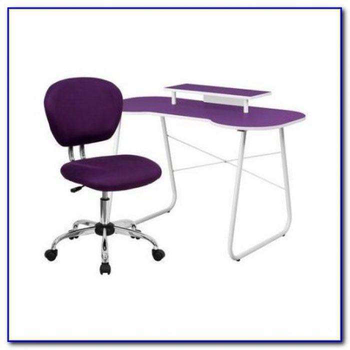 Computer Desk And Chair Bundle