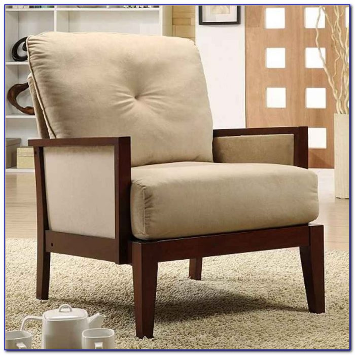 Contemporary Accent Living Room Chairs