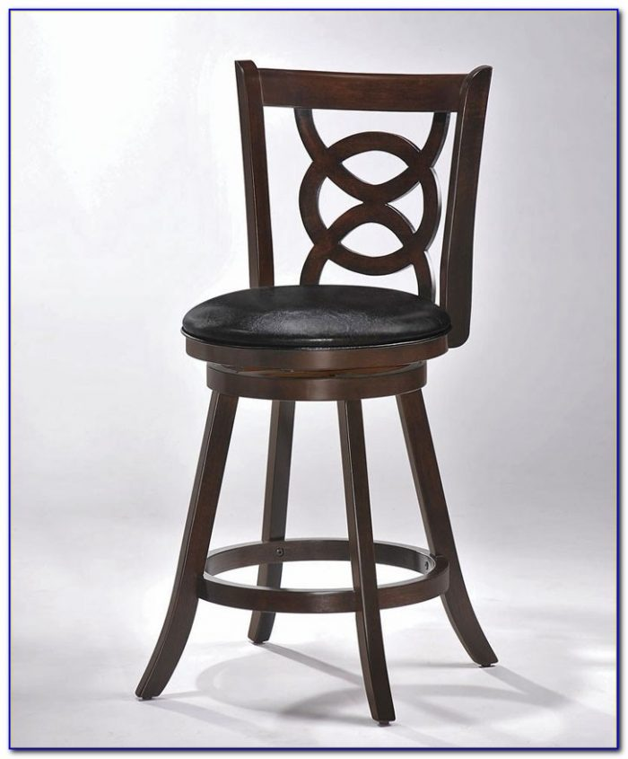 Counter Height Swivel Chairs With Arms