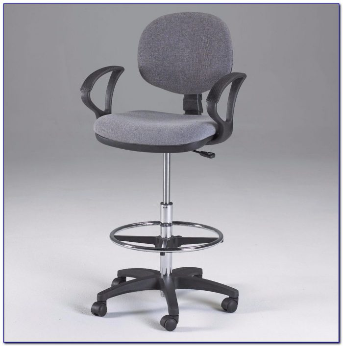Counter High Office Chair
