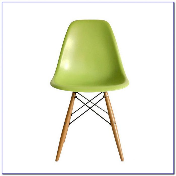 Eames Style Dining Chair Metal Legs