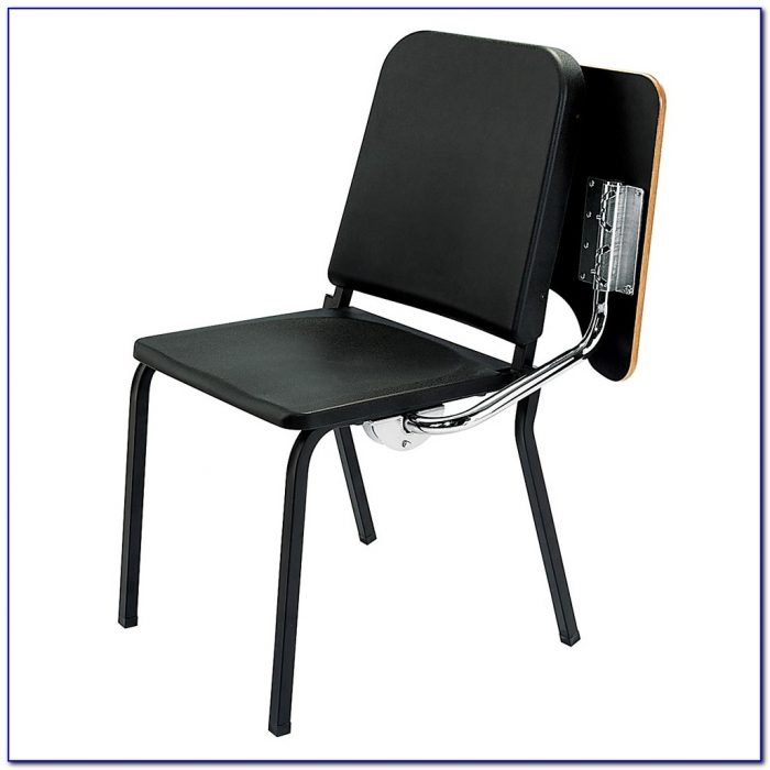 Folding Chair With Table Attached