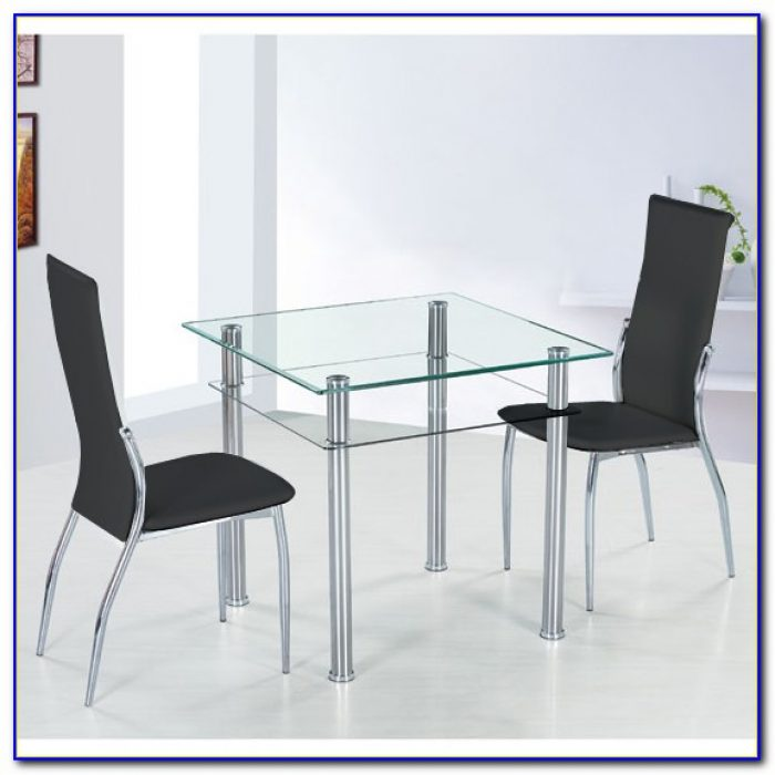 Glass Dining Table And Chairs Ikea
