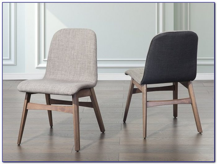 Grey Wooden Dining Room Chairs