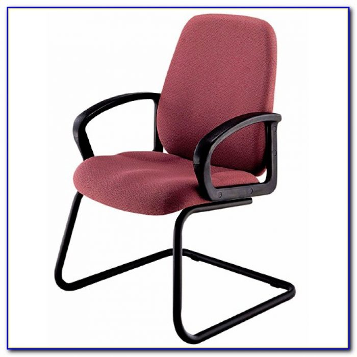 Leather Side Chairs For Office