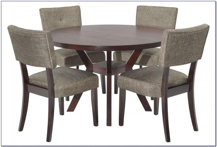 Living Spaces Dining Table Chairs