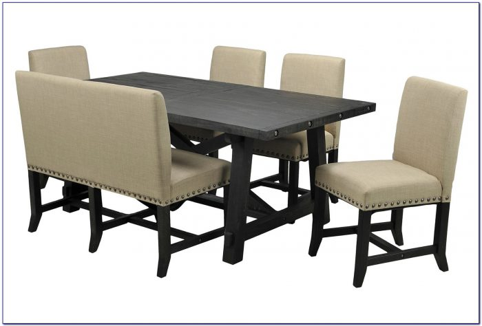 Living Spaces Ross Dining Set
