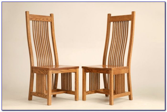 Mission Style Dining Furniture