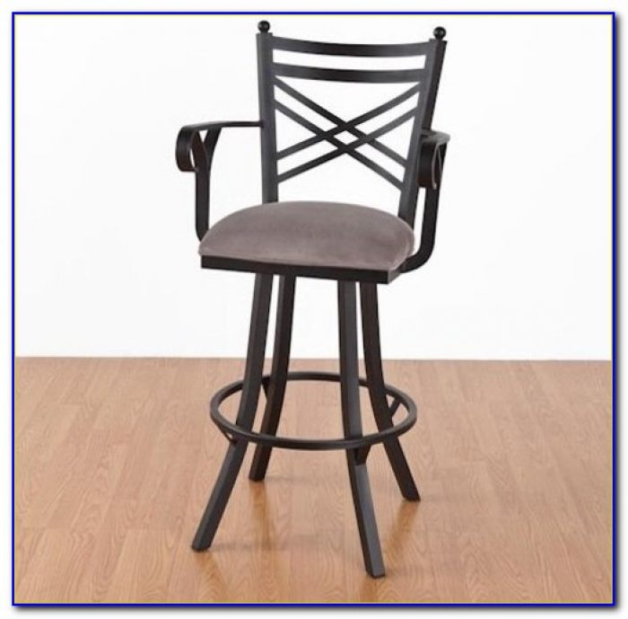 Outdoor Bar Height Chairs With Arms