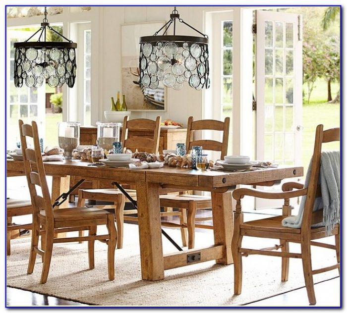Pottery Barn Dining Room Chair Pads
