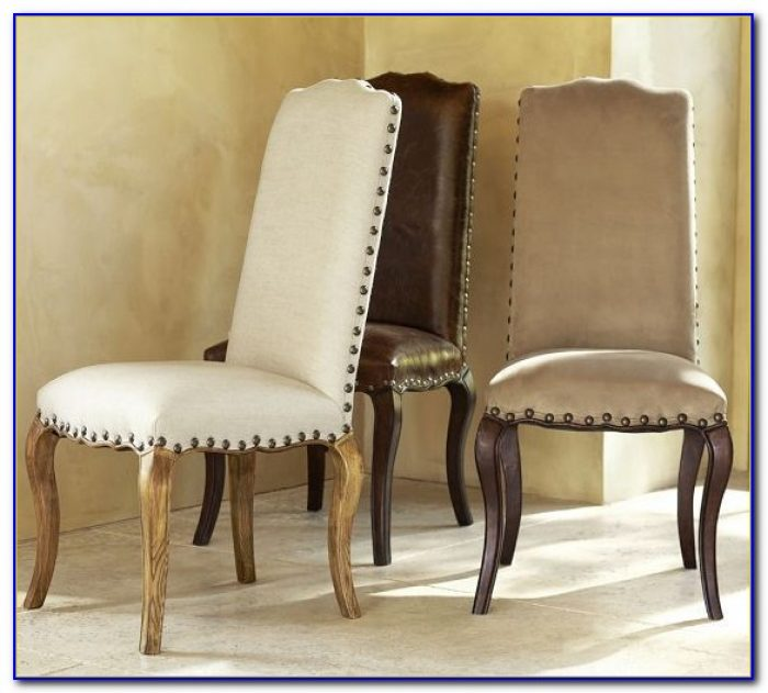 Pottery Barn Dining Room Chairs Slipcovers