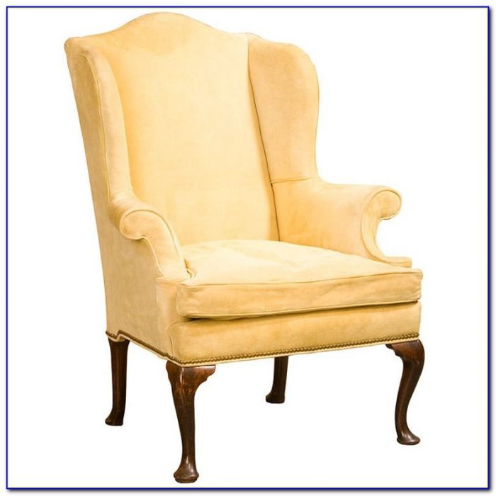 Queen Anne Wing Chair History
