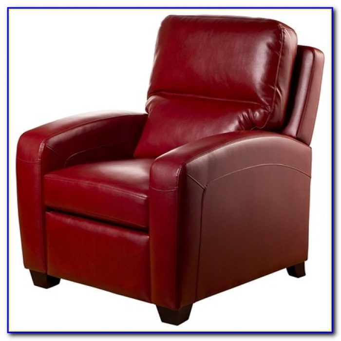 Red Leather Recliner Chair Uk