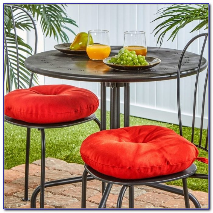 Round Patio Chair Cushions