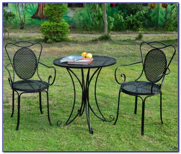 Small Outside Table And Chairs