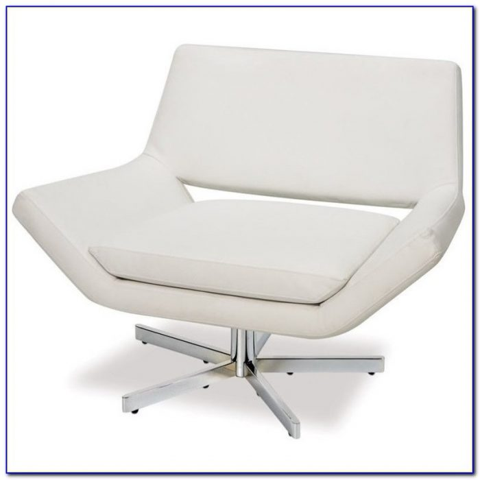 White Leather Swivel Chair Uk