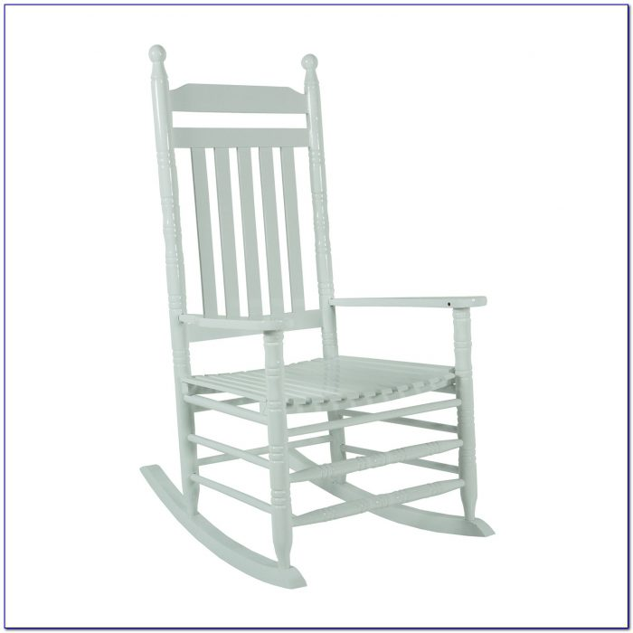 White Wooden Rocking Chair Australia