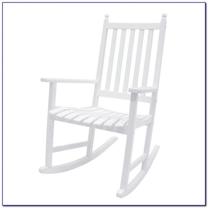 White Wooden Rocking Chairs Cracker Barrel
