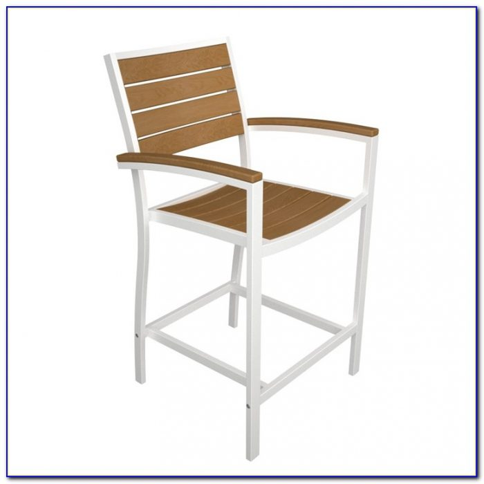 Wood Counter Height Chairs With Arms