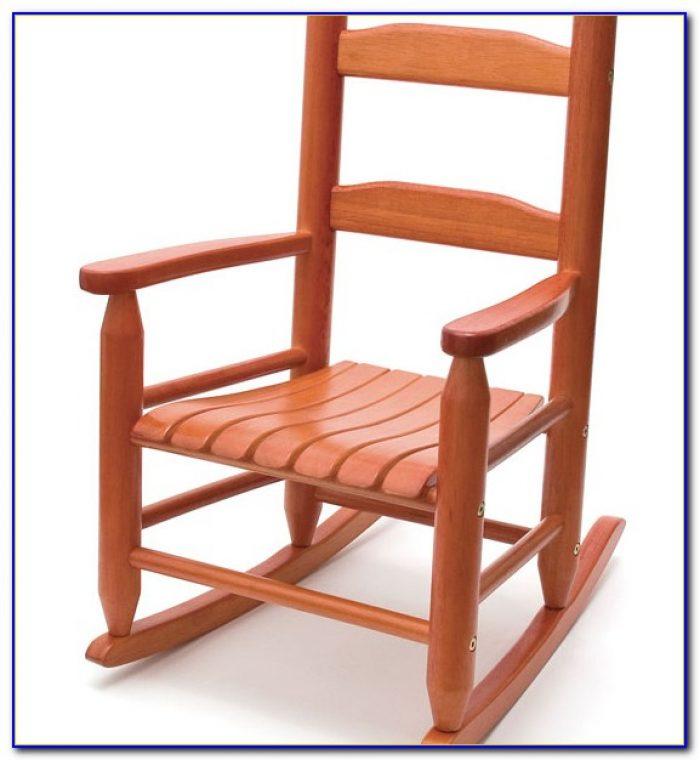 Wooden Children's Rocking Chair Nz