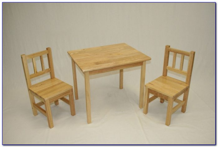 Wooden Childrens Table And Chairs Uk
