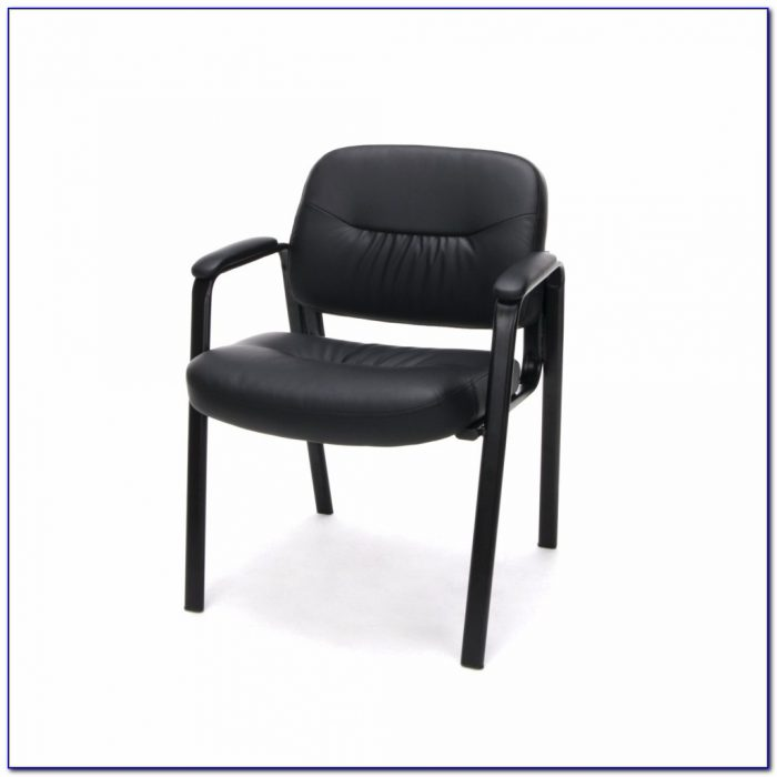Wooden Side Chair With Arms