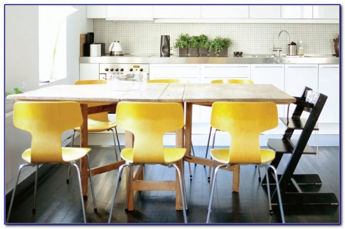 Yellow Dining Room Furniture