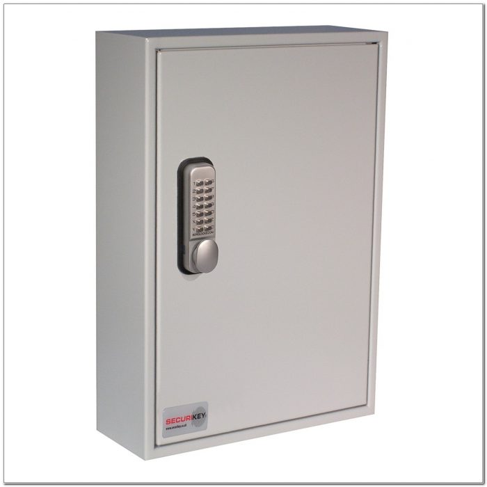 100 Key Cabinet With Combination Lock