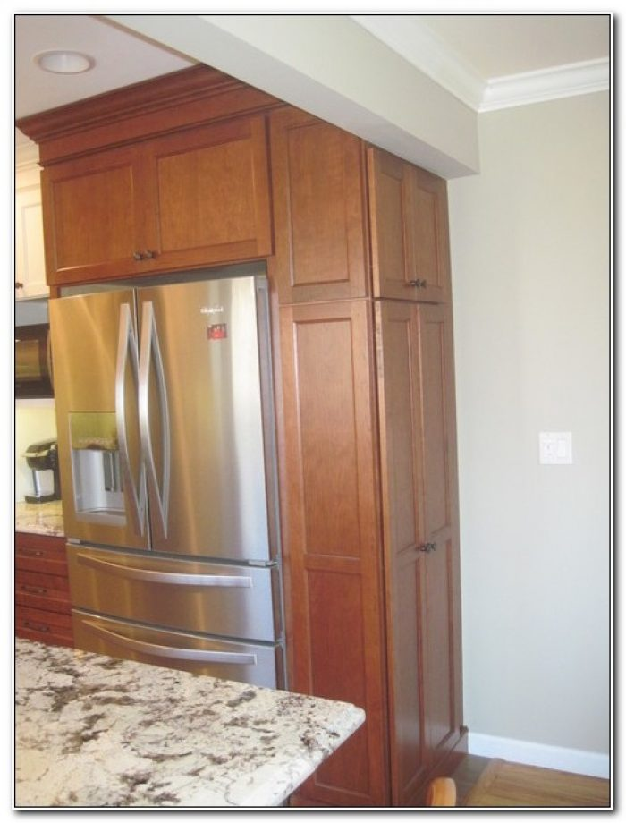 12 Inch Wide Kitchen Pantry Cabinet