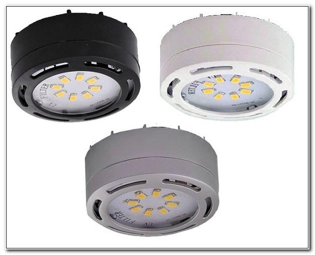 120v Under Cabinet Led Puck Lighting