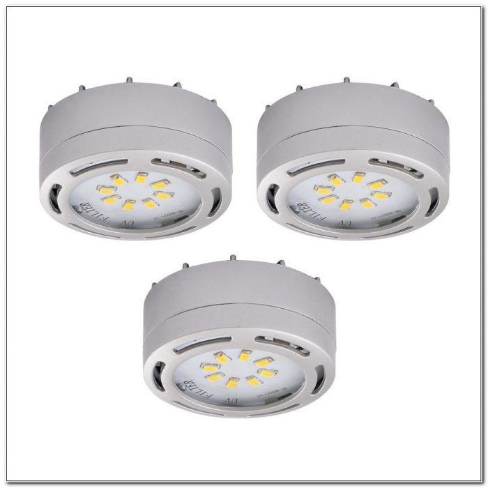 120v Under Cabinet Led Puck Lights