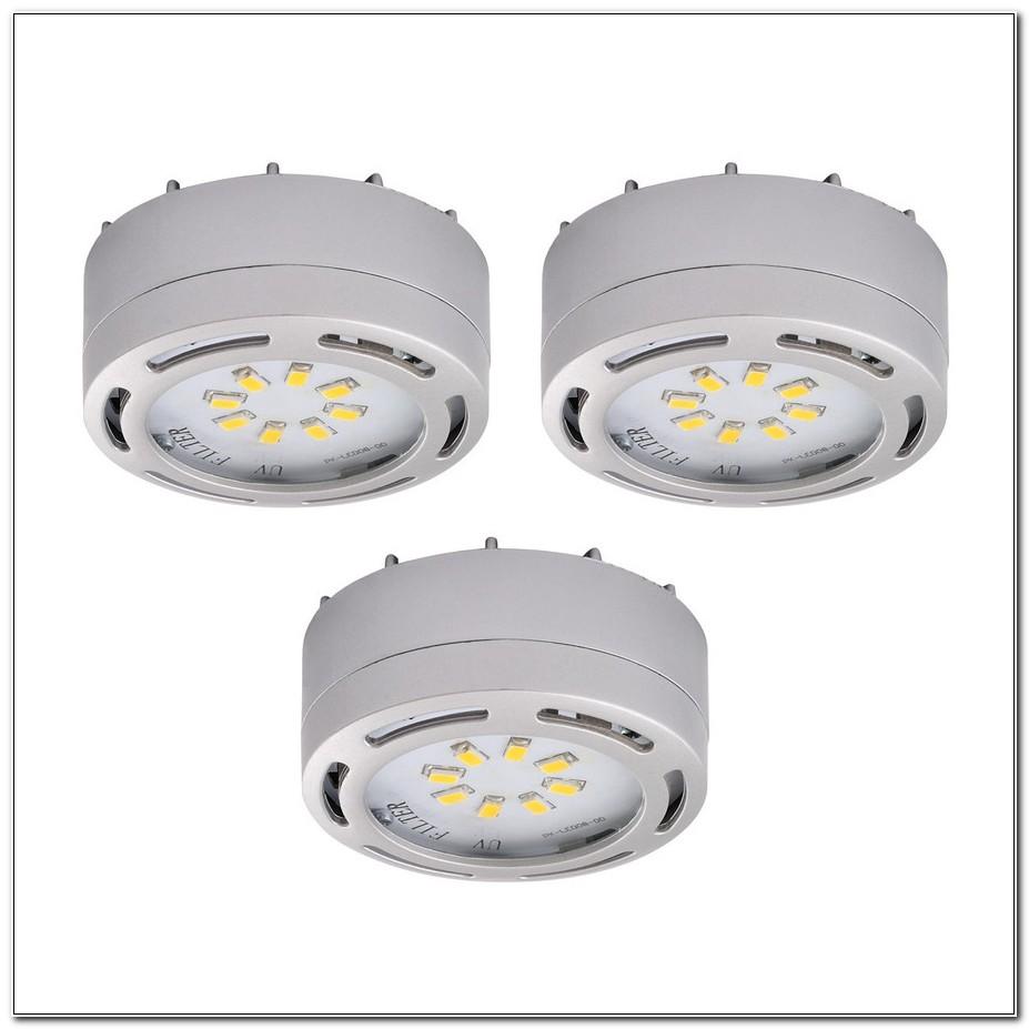 120v Under Cabinet Puck Lighting