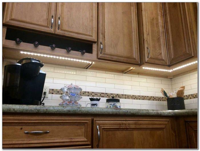 12v Vs 120v Under Cabinet Lighting