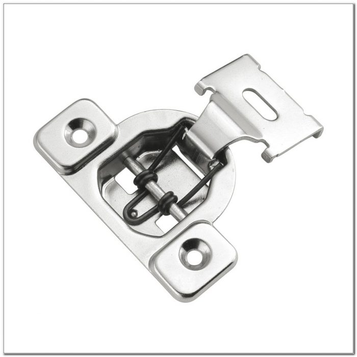 14 Inch Overlay Concealed Cabinet Hinge
