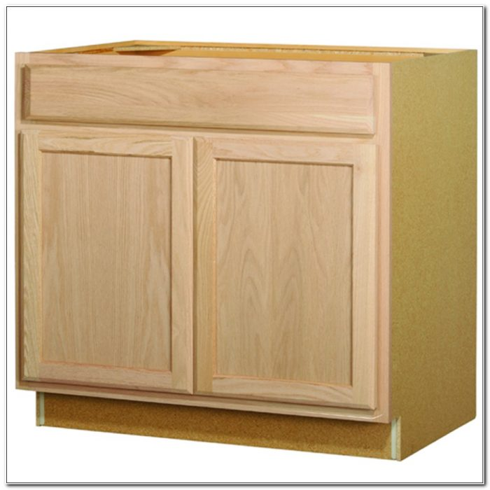 18 Inch Base Cabinets Unfinished