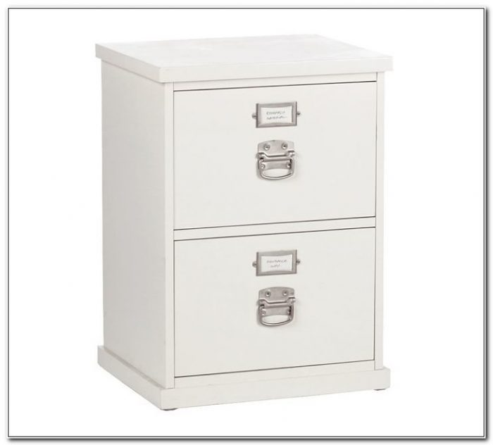 2 Drawer Black File Cabinet Target