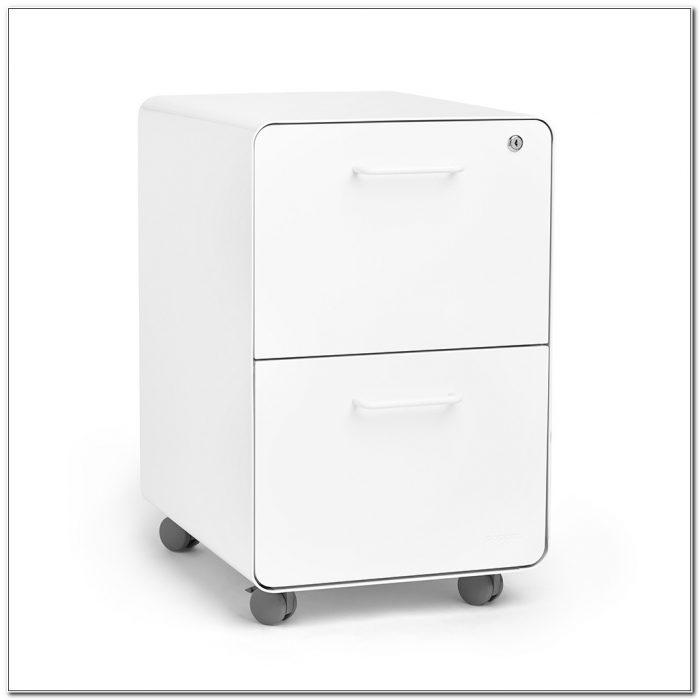 2 Drawer File Cabinet On Wheels