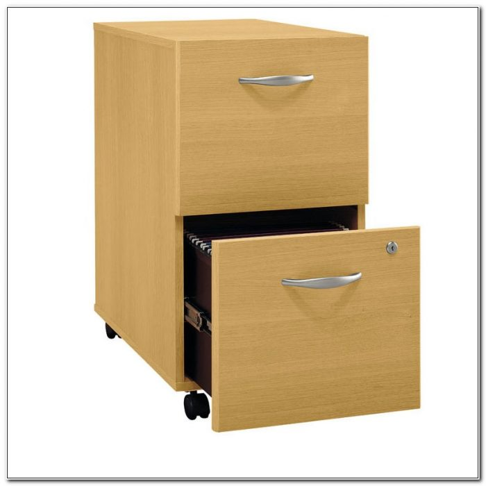 2 Drawer Wooden File Cabinet Staples