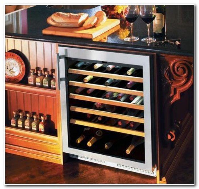 24 Under Cabinet Wine Cooler