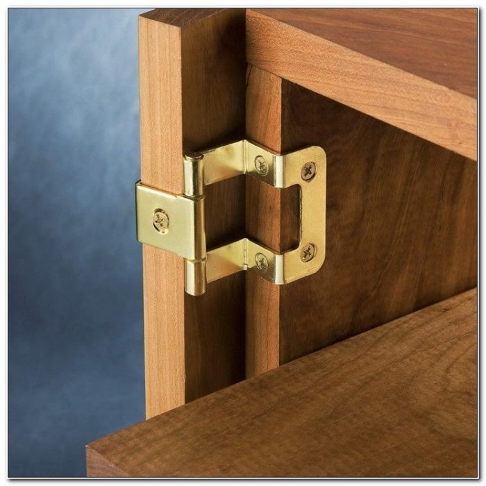 270 Degree Overlay Cabinet Hinges