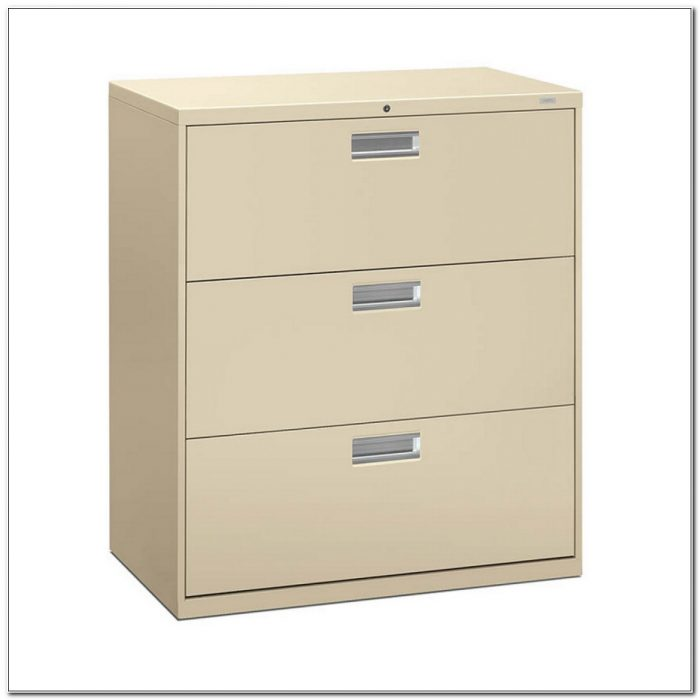 3 Drawer Lateral File Cabinet