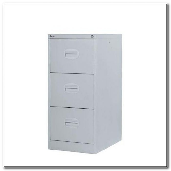 3 Drawer Metal Vertical File Cabinets