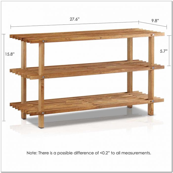 3 Tier Shoe Rack Walmart