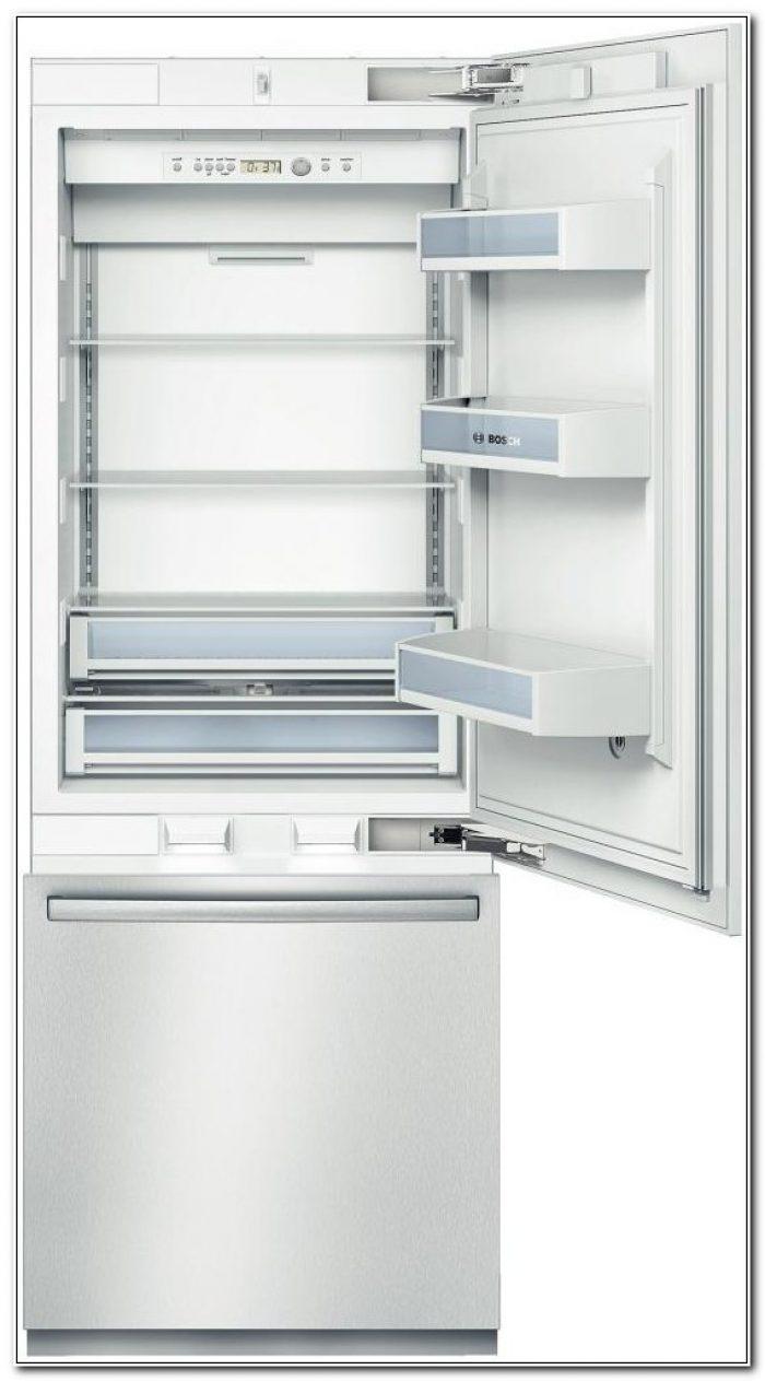 30 Inch Wide Counter Depth Refrigeratorfreezer