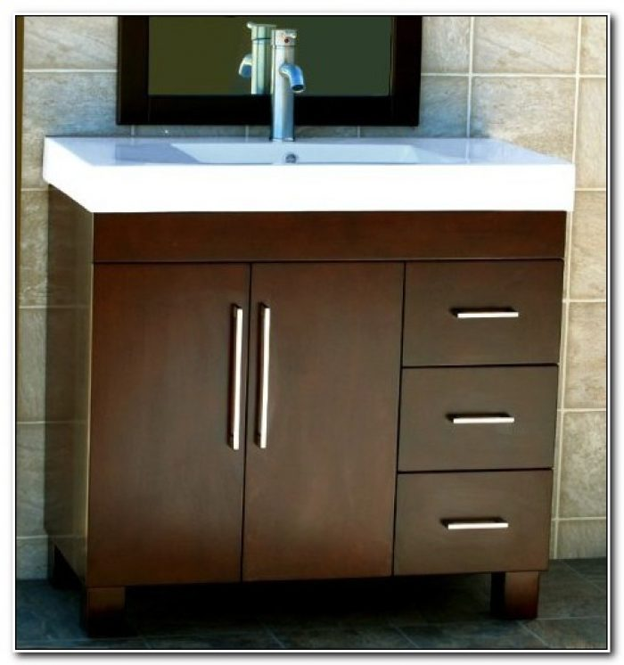 36 Bathroom Vanity Cabinet