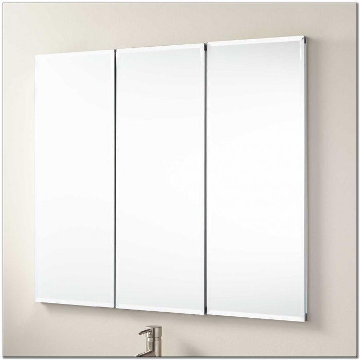 36 Recessed Medicine Cabinet Mirror