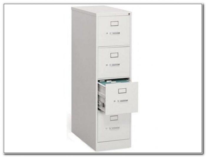 4 Drawer Vertical File Cabinet