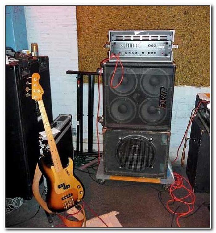 4 X 10 Bass Cabinet