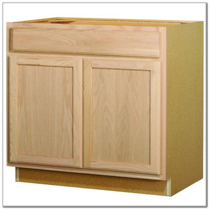 42 Inch Wide Sink Base Cabinet