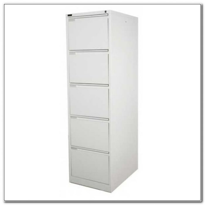 5 Drawer Metal File Cabinet